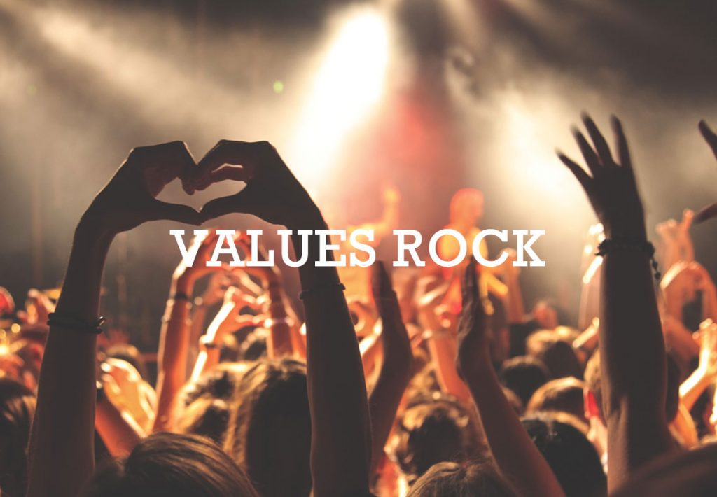Developing a Values Conscious Future
